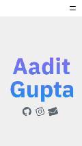 Frame #3 - aaditgupta.tech