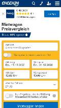 Frame #3 - mietwagen.check24.de/?deviceoutput=mobile