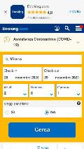 Frame #8 - www.booking.com/searchresults.it.html?label=gen173nr-1DCAEoggI46AdIM1gEaHGIAQGYARS4AQfIAQzYAQPoAQGIAgGoAgO4AujB2_0FwAIB0gIkNzM2MGQ3NmQtZWU0My00YTAzLTk4YTMtM2JjYzNmOGFiOWZk2AIE4AIB&sid=58e5b10e5532409d236b72a0af0996a7&sb=1&sb_lp=1&src=index&src_elem=sb&error_url=https%3A%2F%2Fwww.booking.com%2Findex.it.html%3Flabel%3Dgen173nr-1DCAEoggI46AdIM1gEaHGIAQGYARS4AQfIAQzYAQPoAQGIAgGoAgO4AujB2_0FwAIB0gIkNzM2MGQ3NmQtZWU0My00YTAzLTk4YTMtM2JjYzNmOGFiOWZk2AIE4AIB%3Bsid%3D58e5b10e5532409d236b72a0af0996a7%3Bsb_price_type%3Dtotal%26%3B&ss=Milano&is_ski_area=0&ssne=Milano&ssne_untouched=Milano&dest_id=-121726&dest_type=city&checkin_year=2020&checkin_month=11&checkin_monthday=28&checkout_year=2020&checkout_month=11&checkout_monthday=29&group_adults=2&group_children=0&no_rooms=1&b_h4u_keep_filters=&from_sf=1