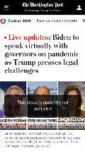 Frame #9 - www.washingtonpost.com/elections/2020/11/19/joe-biden-trump-transition-live-updates