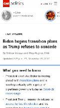 Frame #3 - www.cnn.com/politics/live-news/biden-trump-us-election-news-11-19-20/index.html
