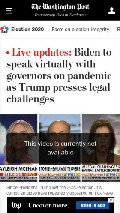 Frame #10 - www.washingtonpost.com/elections/2020/11/19/joe-biden-trump-transition-live-updates