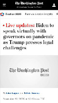 Frame #7 - www.washingtonpost.com/elections/2020/11/19/joe-biden-trump-transition-live-updates