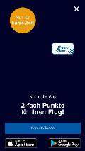 Frame #6 - flug.check24.de/?deviceoutput=mobile