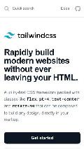 Frame #2 - tailwindcss.com