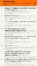 Frame #1 - news.ycombinator.com