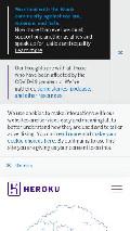 Frame #3 - www.heroku.com