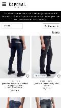 Frame #8 - www.kaporal.com/fr_fr/homme/collection/jeans
