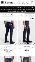 Frame #10 - www.kaporal.com/fr_fr/homme/collection/jeans