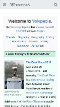 Frame #3 - en.wikipedia.org/wiki/Main_Page