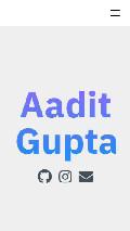 Frame #5 - aaditgupta.tech