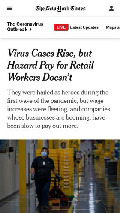 Frame #7 - www.nytimes.com/2020/11/19/business/retail-workers-hazard-pay.html?action=click&module=Top%20Stories&pgtype=Homepage