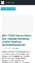 Frame #6 - yle.fi/aihe