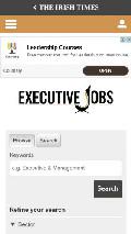Frame #5 - execjobs.irishtimes.com/jobs